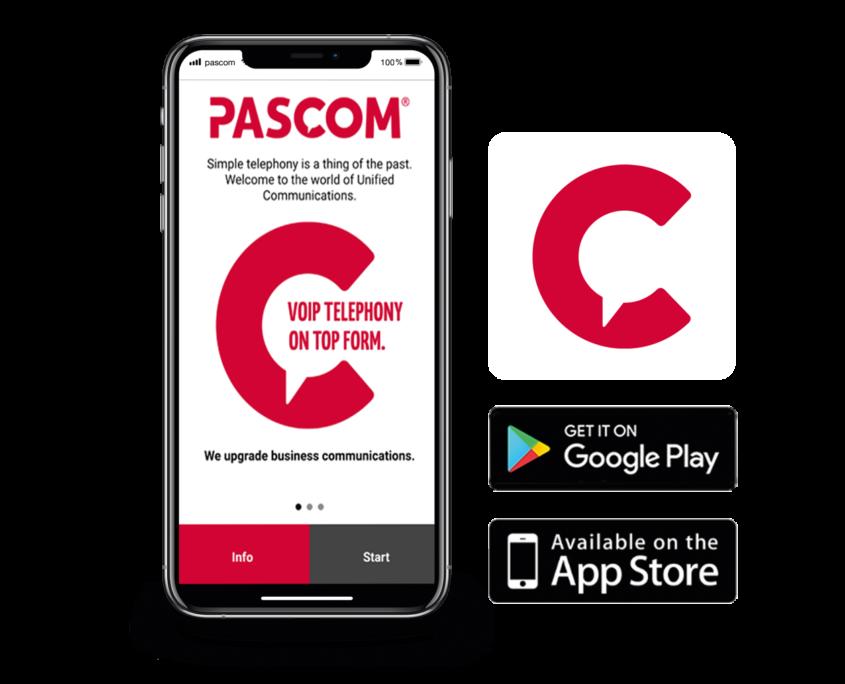 pascom IP Telefonanlage